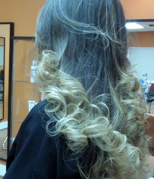 Ombre Hair Color ( $25.oo off )